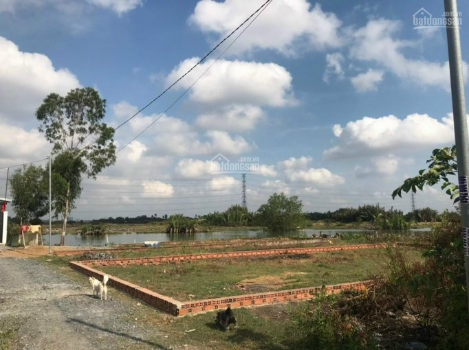 Lô đất 2MT trước sau, hẻm ô tô view sông đẹp. DT 10x20m xã Phú Đông ảnh 0