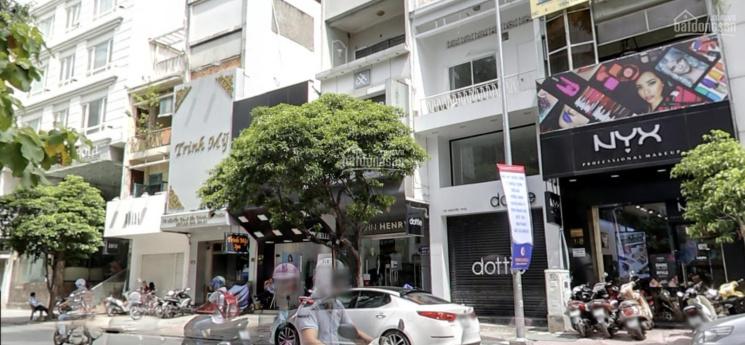 Bán gấp nhà 2 mặt tiền rẻ nhất đường Nguyễn Trãi, Q1, 4,2*21m, 5 lầu ảnh 0