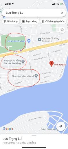 Bán nhà cấp 4 đường 5m5 Lưu Trọng Lư, gần sông Hàn mát mẻ ảnh 0