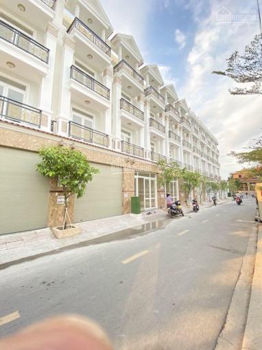 Bán nhà đường Quốc Lộ 13, khu nhà phố đồng bộ, xây mới 100% 1 trệt 3 lầu ,nối đường Phạm Văn Đồng ảnh 0