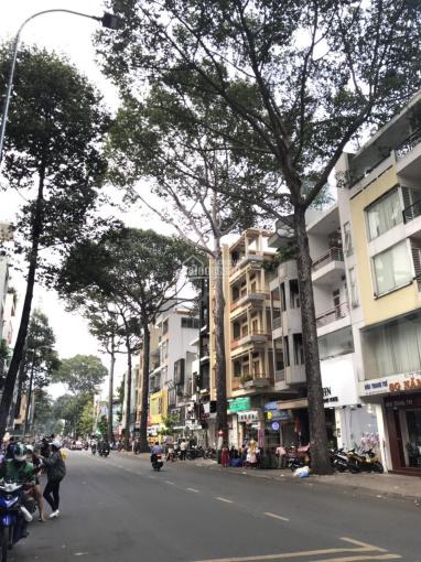 Bán nhà mặt tiền Nguyễn Cư Trinh, Q1 có HĐT: 120tr/th. Giá: 48 tỷ ảnh 0