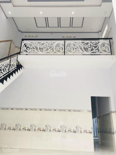 Nhà 1 lầu lửng Tân An TP TDM đường bê tông 4m cách Huỳnh Thị Hiếu 200m tới nhà, 5x20m ảnh 0