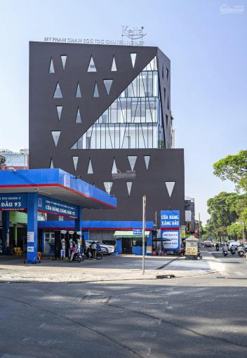 Cho thuê nguyên căn 2 mặt tiền số 95 Võ Thị Sáu - Phạm Ngọc Thạch. Tòa nhà mới đẹp - sang trọng ảnh 0