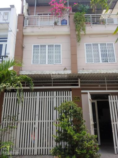 Bán nhà biệt thự 3 tầng khu dân cư cao cấp Phan Văn Hớn, liên hệ: 0975252028 ảnh 0