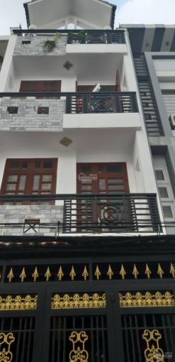 Cho thuê nhà hẻm 8m 1 sẹc Lê Đức Thọ P. 16 Gò Vấp gần chung cư Gia Phát ảnh 0