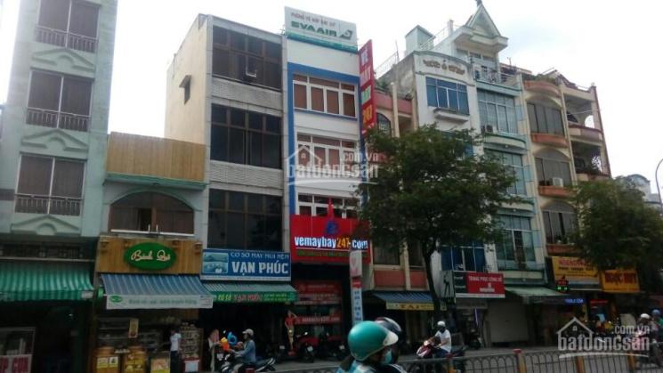 Cho thuê nhà MT Đinh Tiên Hoàng, Q1 - 4x15m 4 tầng giá 50tr ngay trường Đinh Tiên Hoàng ảnh 0