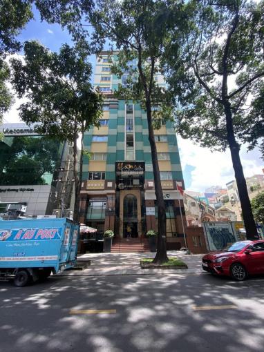 Cho thuê nhà mặt tiền Nguyễn Công Trứ, Quận 1, DT 4.6x20m, 7 tầng thang máy, giá 130tr/th ảnh 0