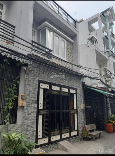 CCG bán nhà 1/ Lê Văn Quới, B. Bình Hưng Hòa A, Bình Tân, hẻm thông ảnh 0