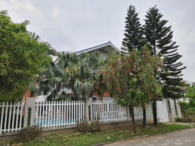 Bán biệt thự căn góc 900m2 khu Mê Linh, Dương Kinh