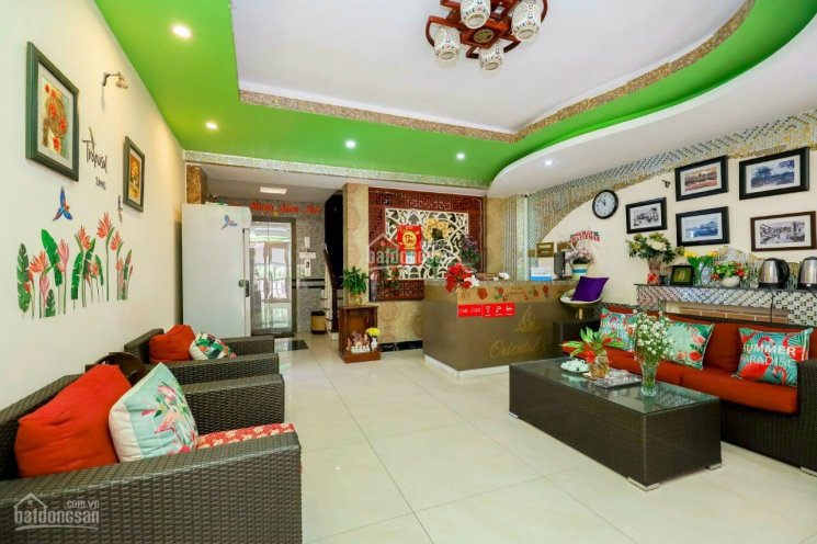 Bán khách sạn MT Phan Huy Chú Khu Á Châu, Phường 2, Vũng Tàu, 1T, 6L, 17 phòng đang KD. Giá 15,3 tỷ ảnh 0