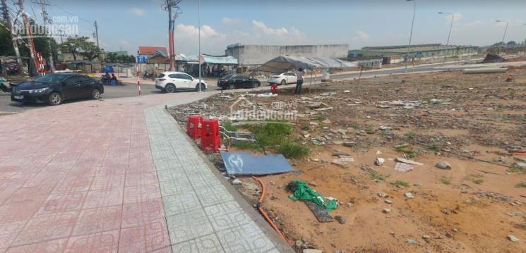 Bán gấp đất ngay chợ Hiệp Phước, đường Hùng Vương, Hiệp Phước, Nhơn Trạch, SHR, LH: 0964045250 ảnh 0