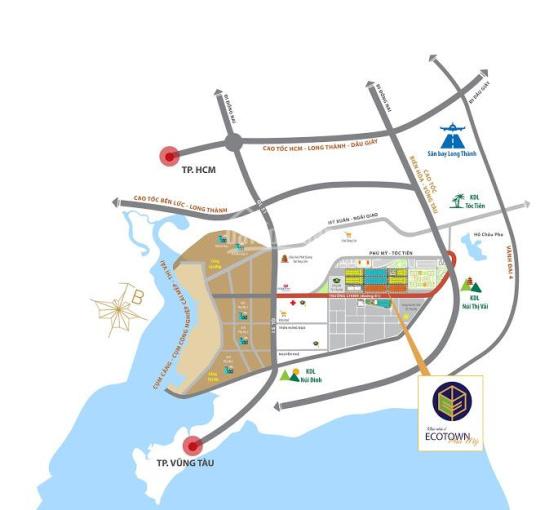 Bán đất Ecotown Trường Chinh LK5 - LK3, giá 1,4xxtỷ ảnh 0