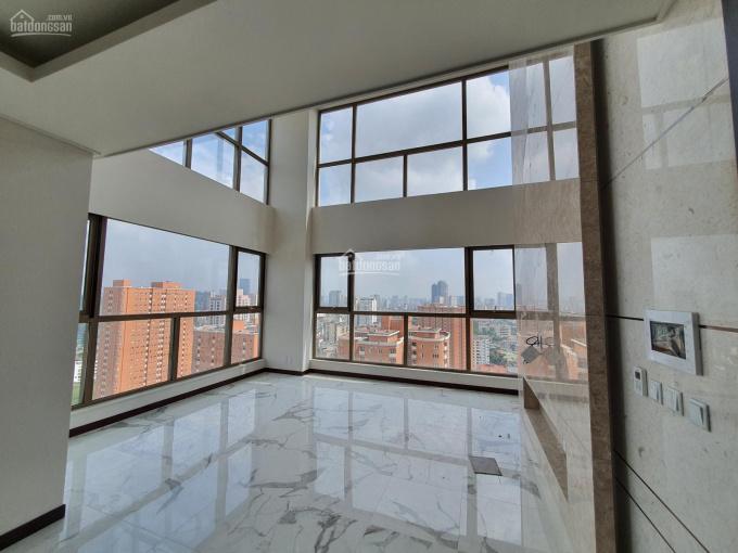 Siêu phẩm penthouse view hồ Tây 231 m2, 25 tỷ bàn giao full liền tường ảnh 0