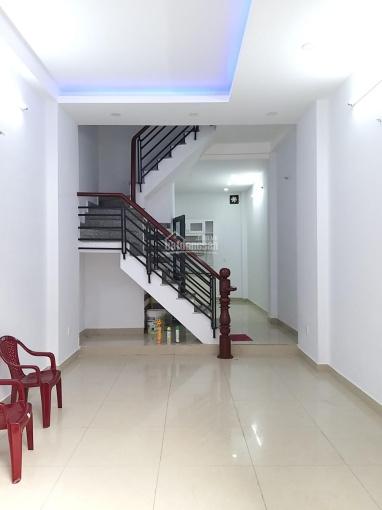 Bán nhà hẻm P.Tân Sơn Nhì, Q.Tân Phú, 3.7 x 11, 1 trệt 2 lầu S.Thượng đúc BTCT, 3PN, chỉ 4.2 tỷ TL ảnh 0
