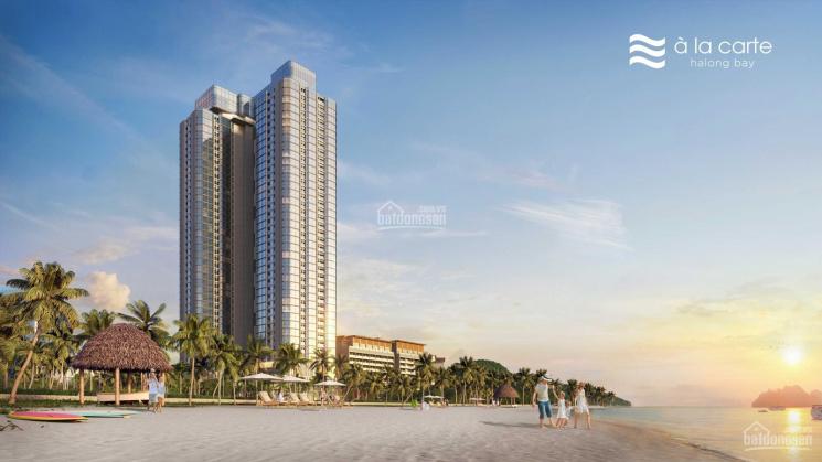 Chỉ với 600 triệu sở hữu căn hộ khách sạn mặt tiền vịnh di sản, sở hữu lâu dài? ảnh 0