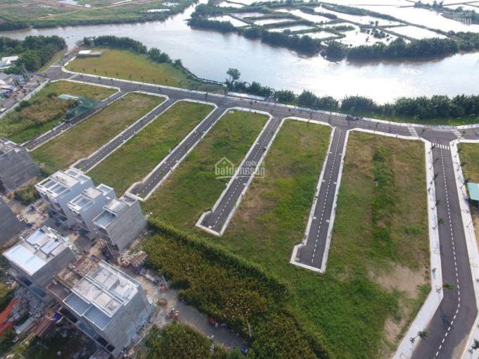 Chính thức bán đất nền KDC Gia Long (F1), MT Lê Văn Lương - Phước Kiển - NB. Trả trước 2,6 tỷ/108m2 ảnh 0
