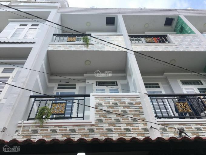 Nhà đường Huỳnh Tấn Phát, 1 trệt 2 lầu, hẻm xe hơi ảnh 0