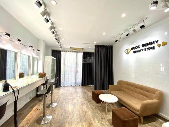Chính chủ cho thuê tầng 2 nhà mặt phố 76 Lê Văn Hưu DT 25m2, MT 4m phù hợp kinh doanh văn phòng spa ảnh 0
