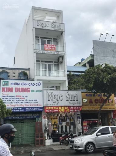 Cho thuê nhà mặt tiền 111 Phan Đình Phùng, Phú Nhuận ngay chợ Phú Nhuận, bãi xe rộng rãi ảnh 0