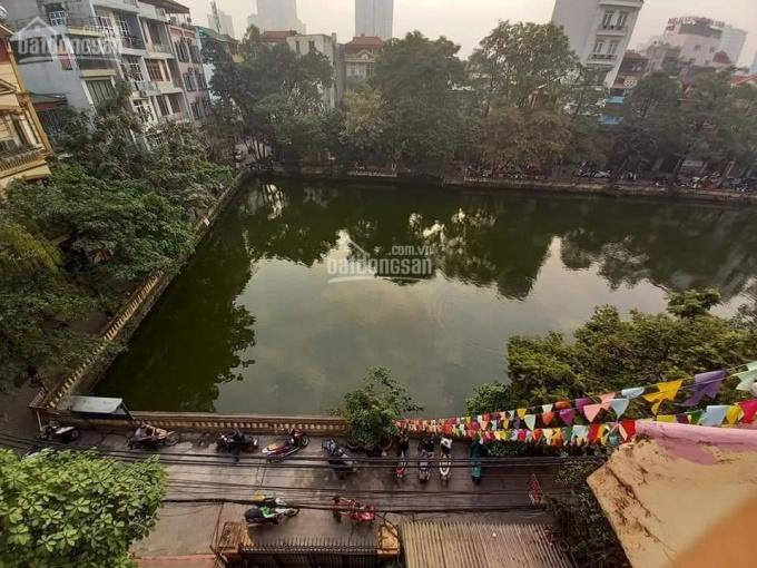 Nhà Trần Duy Hưng, gara ô tô, view hồ lộng gió, ở sướng, đường ô tô tránh, nhỉnh 19 tỷ ảnh 0