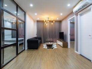 Chính chủ cần bán căn hộ Season Avenue, Mỗ Lao 2PN view hồ bơi, đầy đủ nội thất sẵn ở ảnh 0