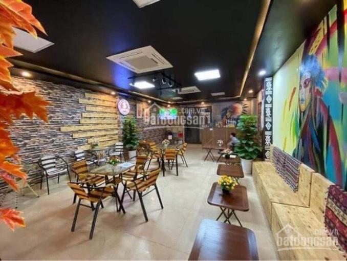Chính chủ cho thuê nhà mặt phố Thành Công, Ba Đình. Nhà 70m2, mặt tiền 6.8m kinh doanh sầm uất ảnh 0