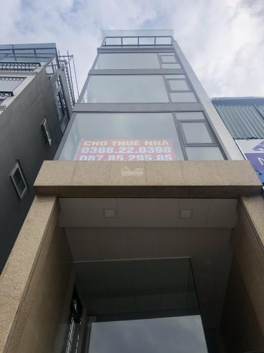 Cho thuê nhà mặt tiền 7T x 62m2, có mặt ngõ, phố Minh Khai - HBT - Hà Nội ảnh 0