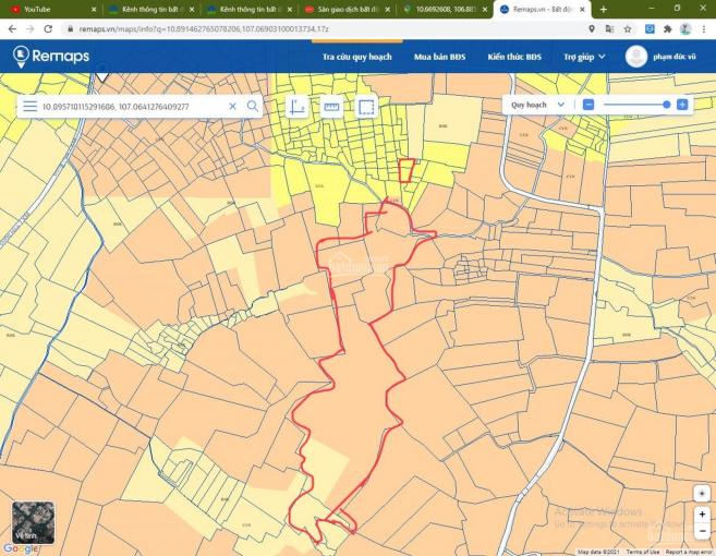 Cần bán gấp 9.6 hecta đất Đông Hòa, Trảng Bom, quy hoạch đất nông nghiệp, giá 55 tỷ ảnh 0