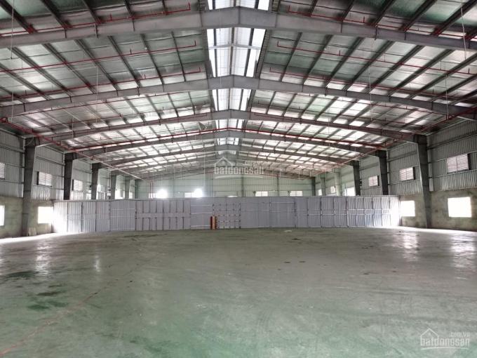 Cho thuê kho xưởng 5000m2 - 15000m2 tại KCN An Phát, Hải Dương ảnh 0