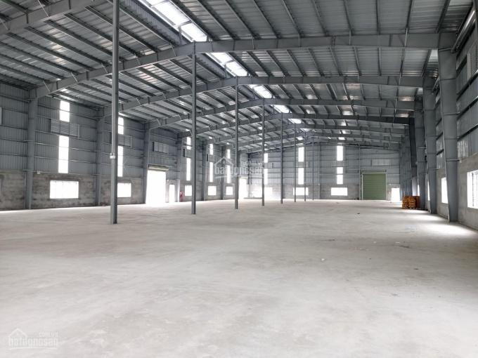 Cho thuê kho xưởng 1000m2 - 2500m2 - 5000m2 tại cụm công nghiệp Ngô Quyền, Hải Dương ảnh 0