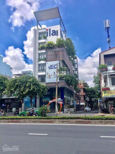 Căn góc 3 mặt tiền đường Điện Biên Phủ, P15, Bình Thạnh, giáp Quận 1, DT: 13x23m, giá: 65 tỷ TL ảnh 0