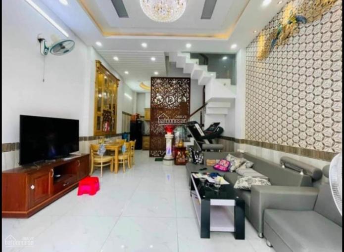 Bán nhà Lưu Hữu Phước - phường 15 - quận 8. Nhà đẹp sạch sẽ ảnh 0