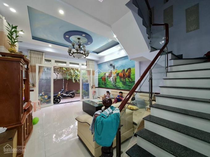 Nhà 3 lầu, 8x11m=88m2, gần chung cư 4S Linh Đông góc đường 24 giao đường 22 ra Phạm Văn Đồng 2 phút ảnh 0