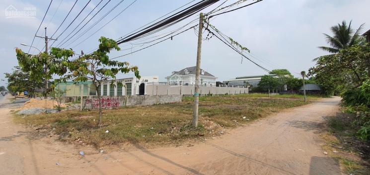 Chính chủ cần bán lô đất hai mặt tiền Tỉnh Lộ 2, DT 1100m2, ngang 25x52 ảnh 0