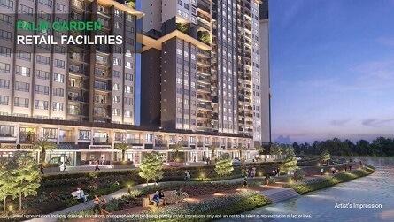 Dự án căn hộ chung cư cao cấp Palm Garden - Palm City - An Phú Quận 2 - CĐT Keppel land (Singapore) ảnh 0