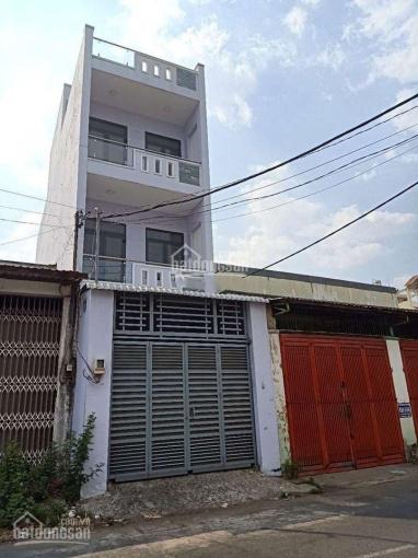 Cho thuê nhà Quận Bình tân 950/44 hương lộ 2, 4x25, 3 lầu, 4PN, 5WC, hẻm oto 8m, nhà mới xây ảnh 0