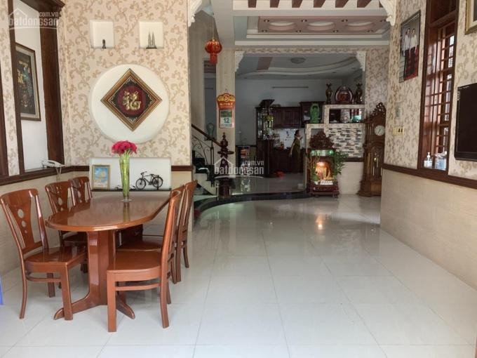 Cho thuê nhà mới đẹp hẻm 8m Lê Văn Thọ, P. 11, Gò Vấp 8x18m 3 lầu ảnh 0