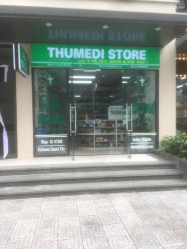 Bán gấp lô Shophouse chân đế tòa S1 - Vinhomes Smartcity giá ưu đãi ảnh 0