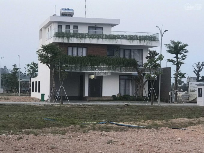 Bán đất biệt thự liền kề Pearl Villa đầu tiên tại Quảng Ngãi ảnh 0