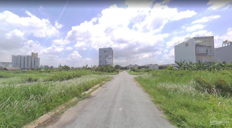 Cần tiền thanh lí đất đường Bưng Ông Thoàn, Phú Hữu, Q9, 100m2, trả trước 1,9 tỷ, SHR, XDTD ảnh 0
