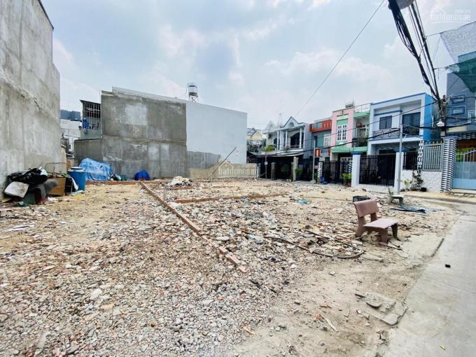 Bán gấp đất nền khu dân cư An Sương, P. Tân Hưng Thuận, Quận 12 diện tích 90m2, SHR dân đông ảnh 0