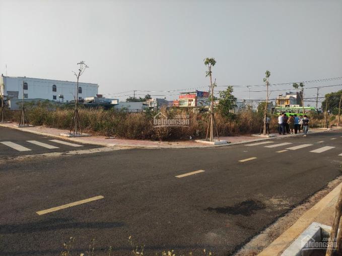 Bán đất mặt tiền đường Hùng Vương, TT thị trấn Chư Sê Gia Lai - giá 900tr ảnh 0