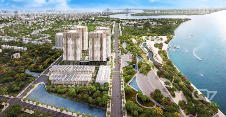 Căn hộ Q7 Riverside đường Đào Trí, view sông, đã xây xong, bàn giao cuối 2021, giá 1.75 tỷ ảnh 0