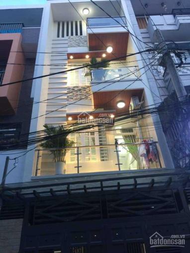 Nhà siêu đẹp đường Vườn Lài 4x18 1 trệt 2lầu, ST. Giá 14tr, TL ảnh 0