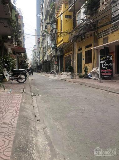 Bán nhà Nguyễn Thái Học, Chợ Vồ, Hà Đông, ô tô tránh, vỉa hè 2m, 4 tầng, MT 5m, giá 3.65 tỷ ảnh 0