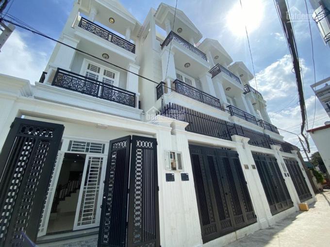 Nhà mới đường 16 Phạm Văn Đồng, Bình Triệu sổ hồng riêng, giá 5,8 tỷ ngay Giga Mall, góc 2 mặt tiền ảnh 0
