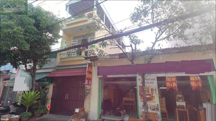 Mặt tiền kinh doanh 12m Trần Quang Cơ, 4x17.4m, 1 trệt 2 lầu ST kiên cố - 8,6 tỷ TL ảnh 0