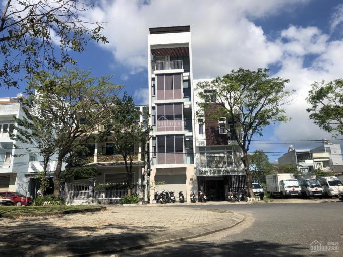 Bán nhà 5 tầng mặt tiền Nguyễn Văn Thủ view công viên, gần sông, gần biển, trung tâm quận Hải Châu ảnh 0