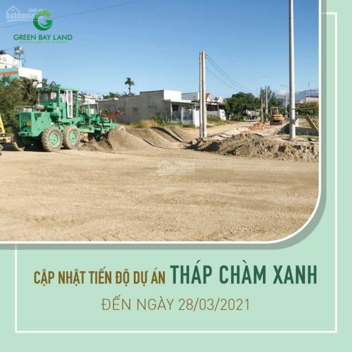 Bán dự án KDC Tháp Chàm Xanh tại TP Phan Rang, Ninh Thuận  ảnh 0