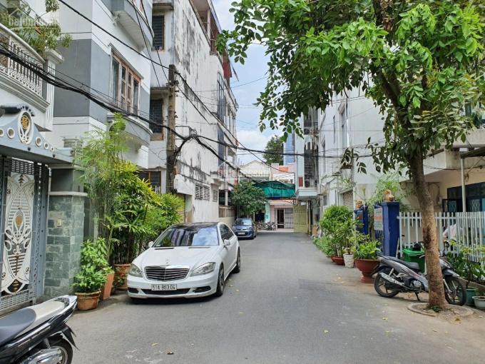 Bán khuôn nhà đất Phan Văn Hân, Bình Thạnh. Ngang 8.3x18m giá 30 tỷ ảnh 0